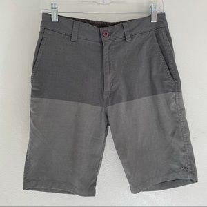 O'NEILL Gray 2-Tone Men's Shorts